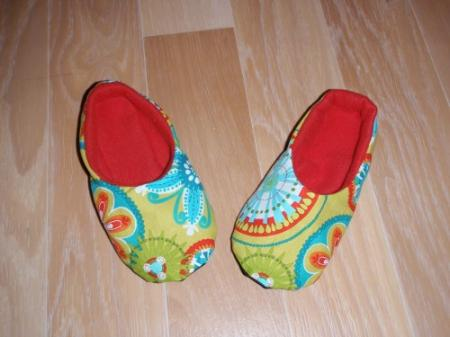 Chaussons Miller