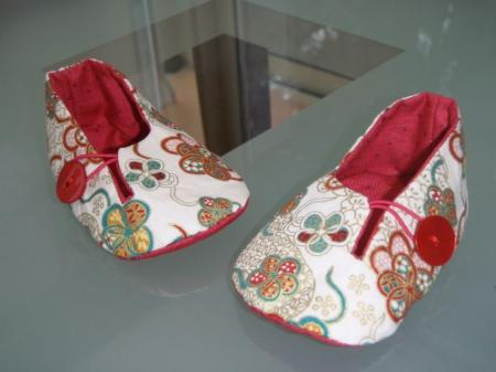 Chaussons BB chinois